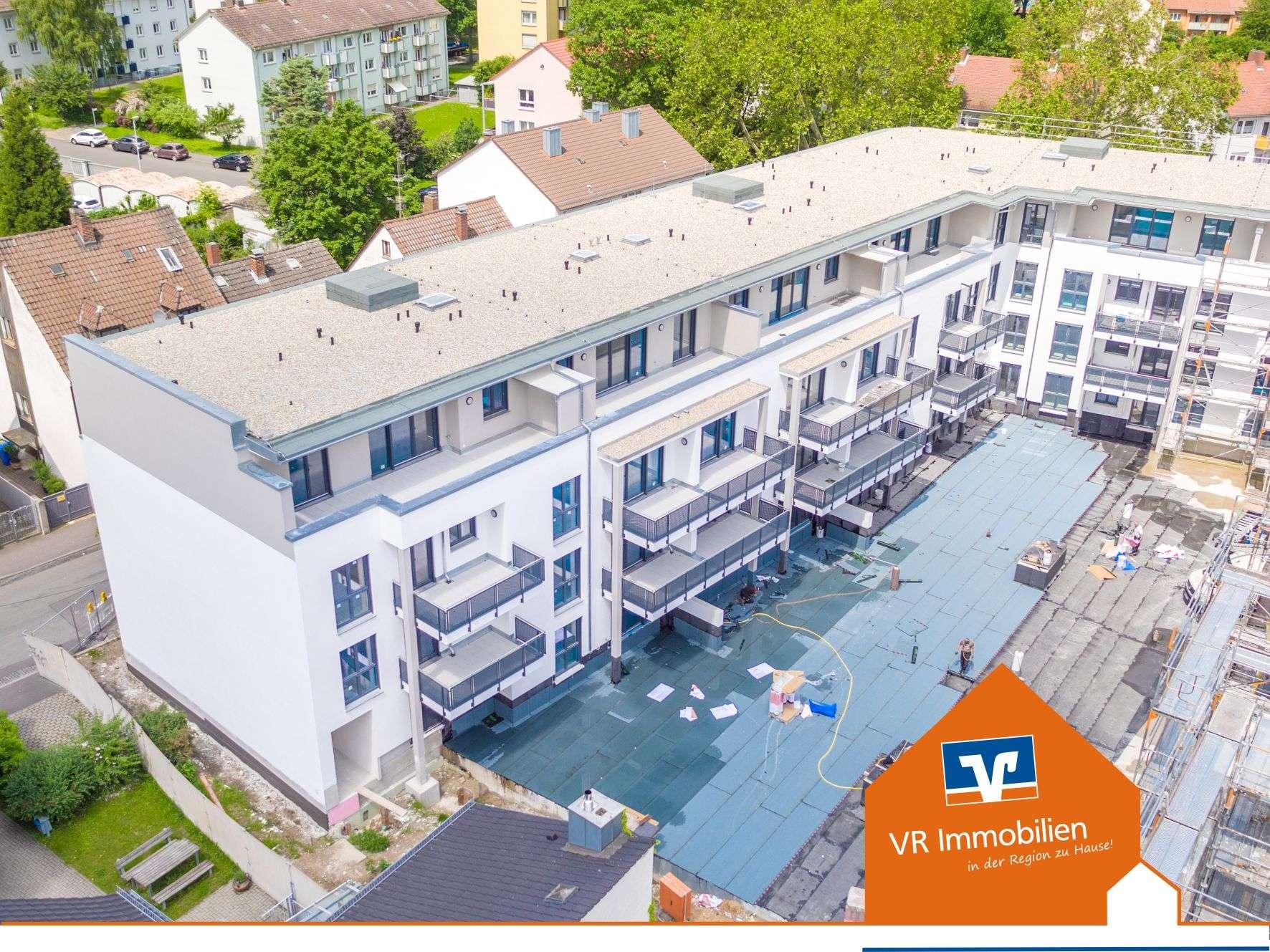 Lichtdurchflutete Penthousewohnung! in Damm (Aschaffenburg)