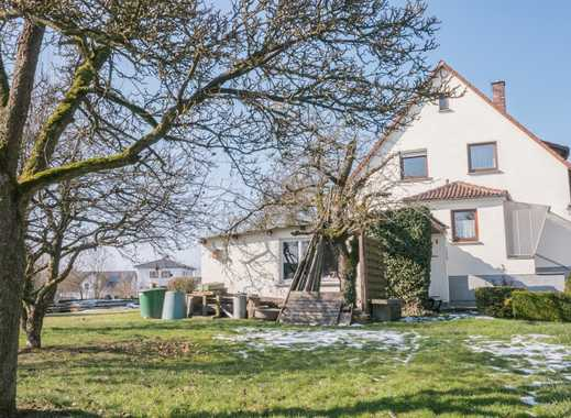 Gemütliches Einfamilienhaus mit Garten in Ahorn / OT
