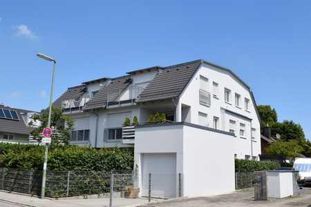 Elegante Dachterrassen-Wohnung in Waldtrudering - Neubau - 3 Zimmer - Parkett - Fußbodenheizung in Trudering (München)