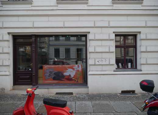 Repräsentatives Ladenbüro im Bergmannkiez