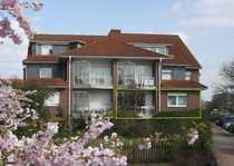 Provisionsfrei 3-Zimmer-Hochparterre-Wohnung mit Balkon in