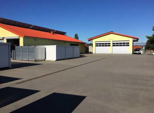 Wohnmobil und Wohnwagen Abstellplätze  ab 35 € ,asphaltiert, umzäunt, videoüberwacht, beleuchtet.