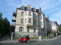 4-Raumwohnung mit Balkon im Westend