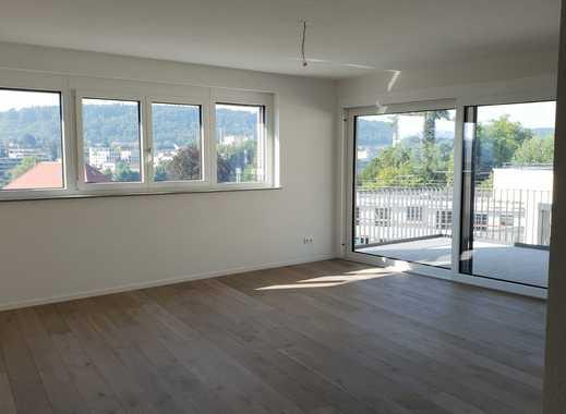 Wohnen am Adelberg / Traumhafte, hochwertige 4-Zimmer-Wohnung mit Rheinblick
