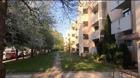 Wohnen am Rand des Naturerholgungsgebiets beim Kuhsee Augsburg in gepflegter 3-Zimmer-Wohnung in Hochzoll (Augsburg)