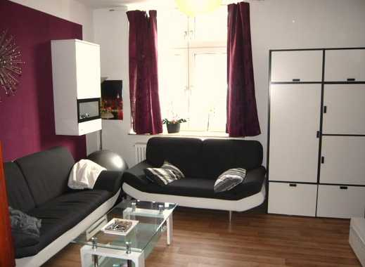 Eine schöne Single-Wohnung im Erdgeschoss mit Hof/Terrasse in ruhiger Lage von Oberhausen-Stadtmitte