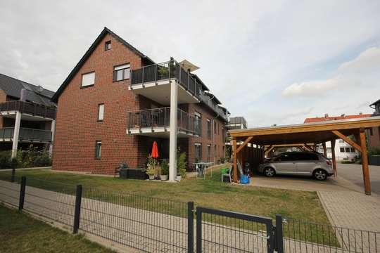 Erdgeschosswohnung mit großzügiger Terrasse in Stöckheim