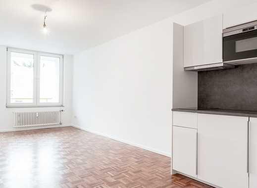 Frisch renoviert 1-Zimmer Apartment mit Einbauküche in Heidelberg; B-Termin am 25.04.18 um 18:00 Uhr