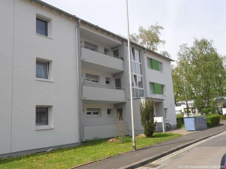 1-Zimmer Wohnung im EG im Musikerviertel in Musikerviertel (Schweinfurt)