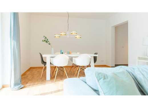 Für sonnige Wohnaussichten: Stilvolle 3-Zimmer-Maisonettewohnung im Dachgeschoss