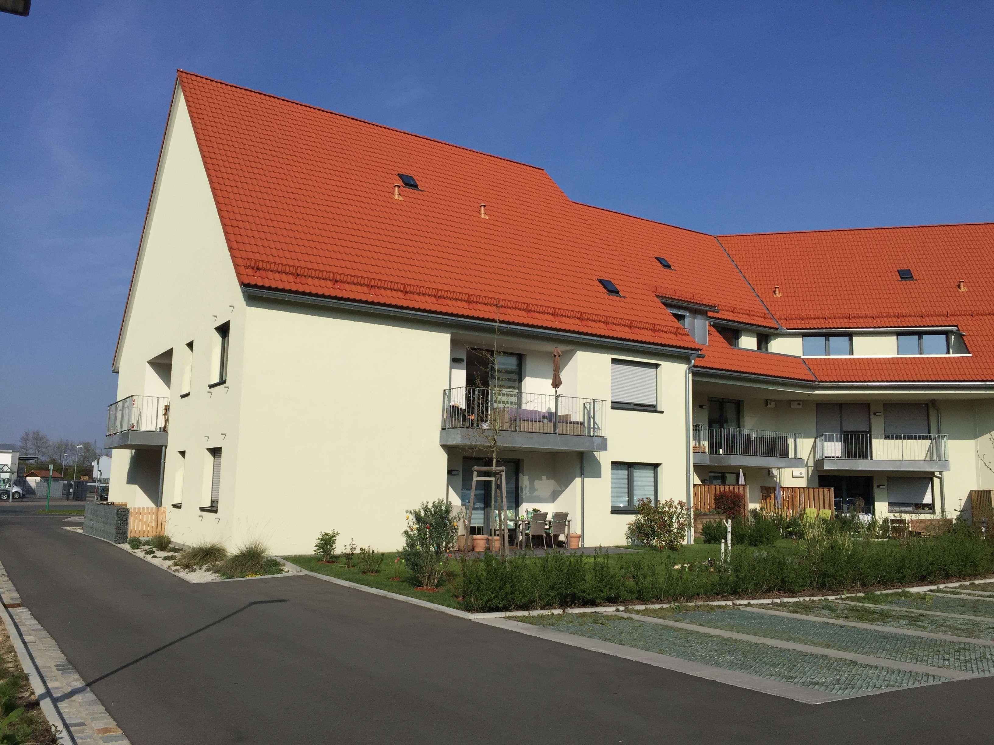 Schöne 3-Zimmer-Wohnung in Baiersdorf in