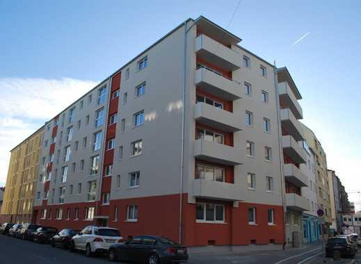 Kernsanierte 2-Zimmer-Wohnung mit Balkon!
