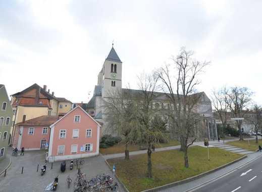 Keine WG!3,5-Zi.-Wohnung mit Einbauküche in der Altstadt von Regensburg