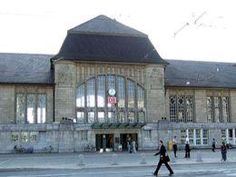 """""""Hauptbahnhof"""""""