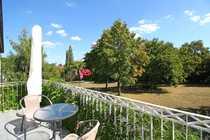 Anspruchsvolle 4-Zimmer-Maisonette-Wohnung mit Gartenanteil in