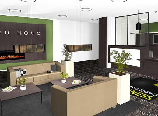 Voll möblierte Single Suite im CAMPO NOVO Business - Alles da für ein angenehmes Wohnen auf Zeit!