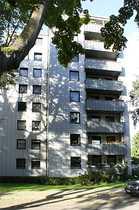4 5 Zimmer-Wohnung mit Balkon