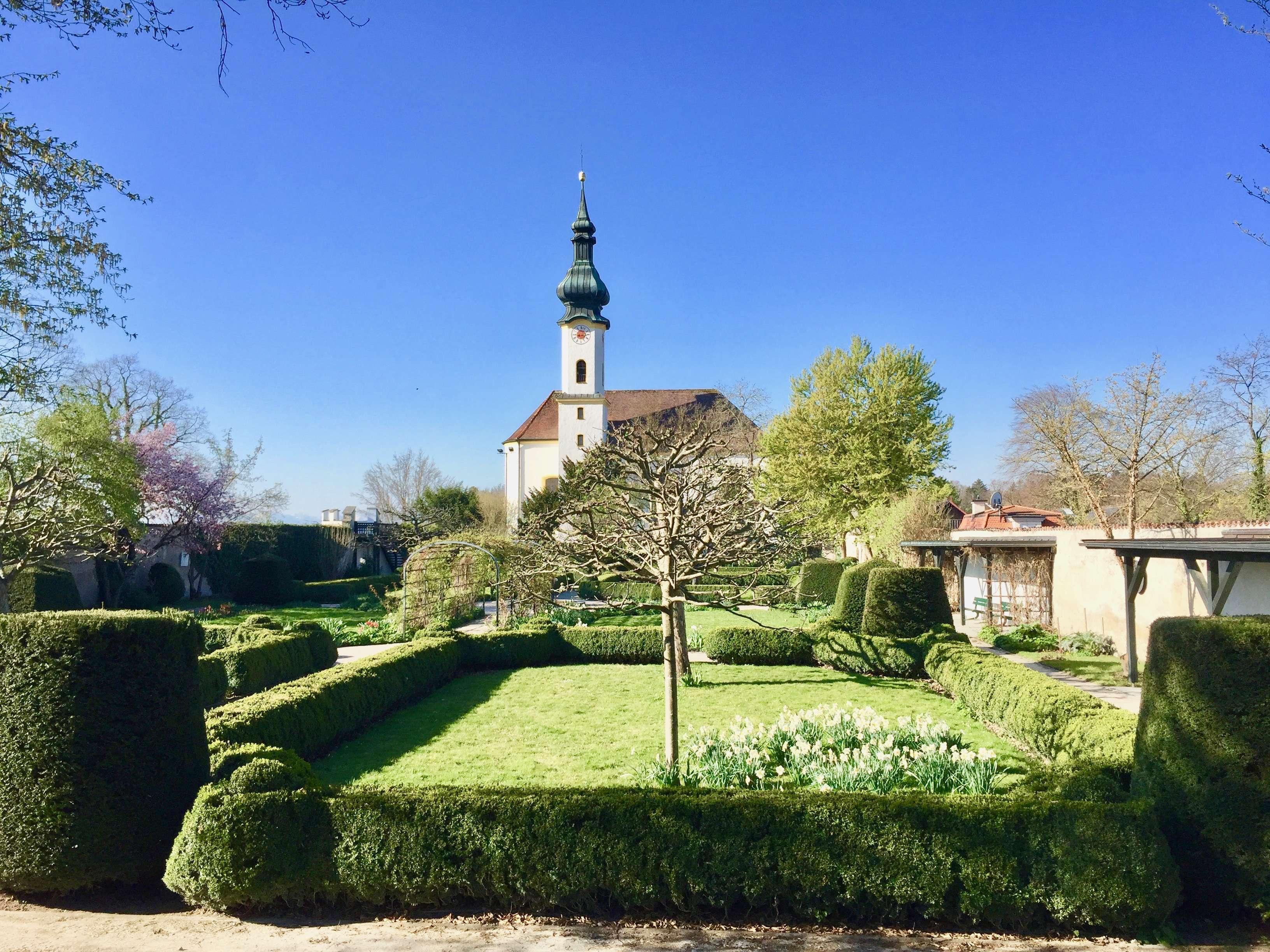 3 Zimmer-Wohnung zentral in Starnberg in wunderschöner ruhiger verkehrsgünstiger Lage