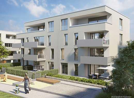 3-Zi.-Wohlfühlwohnung mit West-Balkon an zentraler Stelle der »Akademiegärten«