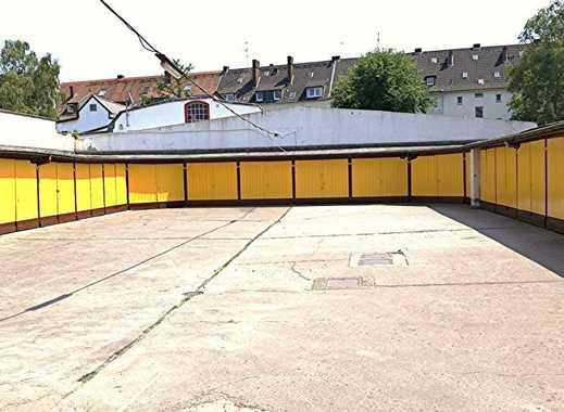 Zentrale Garage mit Strom und Licht in Neudorf,  Uninähe