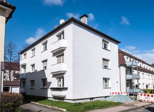 Helle 2 Zimmerwohnung mit kl. Balkon im Bielefelder Osten