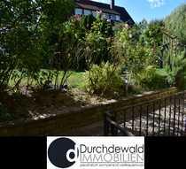 Erdgeschosswohnung mit Gartennutzung und Hobbyraum