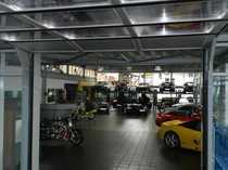 Bild Autohaus (ehemals VW) repräsentastiv  in Mörlenbach nähe Weinheim