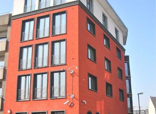 Köln Altstadt-Süd - Wohn-Loft 56 QM - Einbauküche - Parkett - Nähe Rheinauhafen