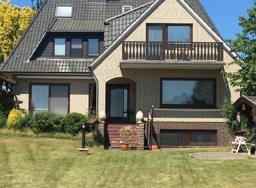 3-Zimmer Wohnung mit Garten & Blick auf die Weser