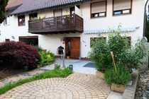 Haushälfte mit gemütlicher 3-Zi -Wohnung