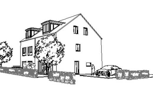 gut ausgestattetes Doppelhaus mit sechs Zimmern in der Stadt Forchheim