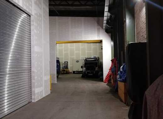 Gewerbe-Lagerhalle in Düsseldorf-Wersten zu vermieten! Ab 10.4.2019 - Nachmieter gesucht.
