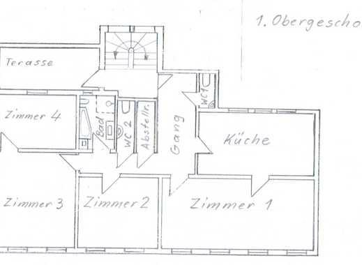 Erstbezug nach Sanierung: schöne 4-Zimmer-Wohnung mit Balkon in Oberndorf am Neckar