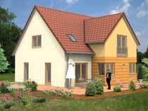 Einfamilienhaus mit individueller Planung in