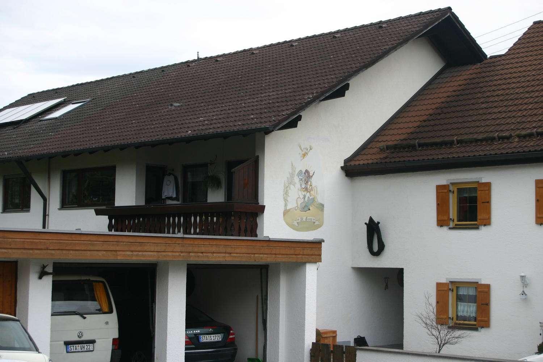 *Seefeld* - gut geschnittene 3-Zimmer-Wohnung mit Balkon in Seefeld (Starnberg)