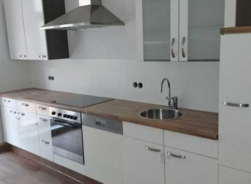 2 Zimmer Wohnung mit Einbauküche und Balkon in Nordhausen-Zentrum!