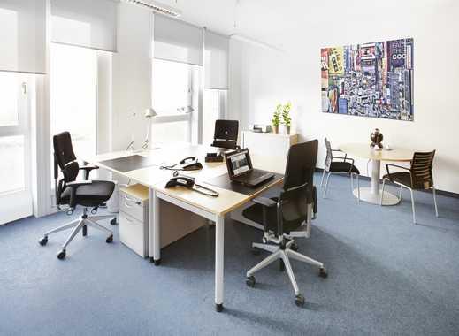 Einzel- und Großraumbüros im Stuttgarter Norden