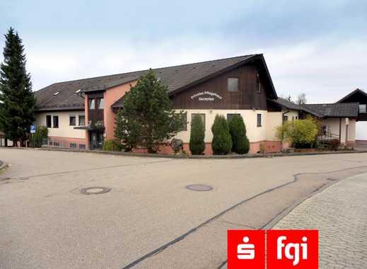Wohngebäude + Beherbergungsstätte + Erweiterungsgrundstück