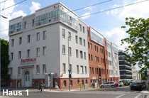 Praxisraum im Ärztehaus Friedrichshain in