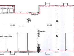 Lagefläche und Garage