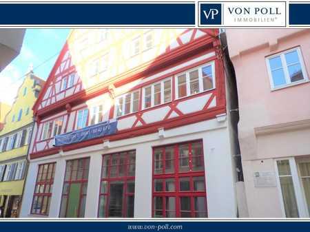 Erstbezug: 2-Zimmer-Wohnung mit Aufzug in der Nördlinger Altstadt in Nördlingen