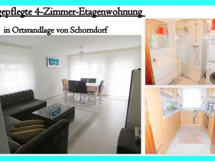 wohnungsangebote zum kauf in schorndorf immobilienscout24. Black Bedroom Furniture Sets. Home Design Ideas
