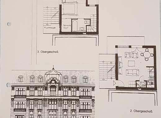 2-Zimmer-Maisonette-Wohnung nahe Park Sanssouci in Potsdam