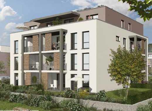 Erstbezug: Sonnige 2-Zimmer-Wohnung mit EBK und Garten in Emmendingen
