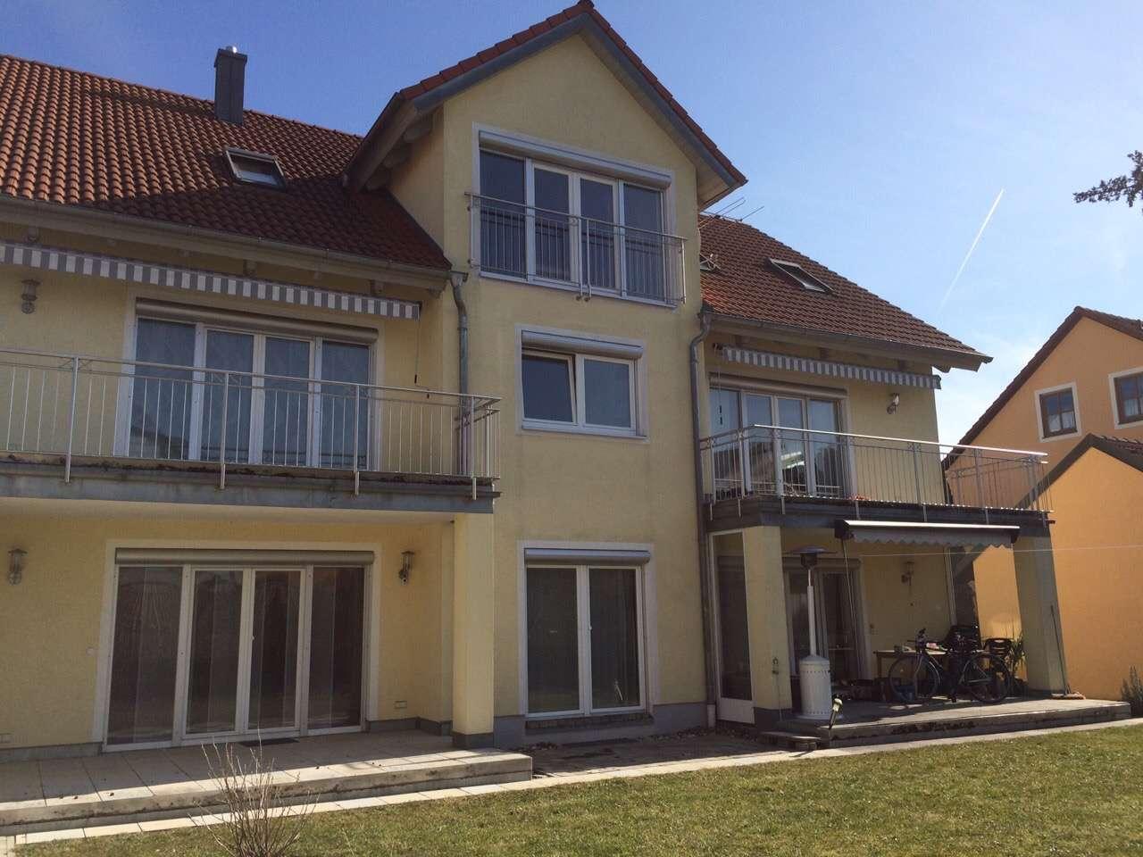 Keine WG! Helle 4-Zimmer-Wohnung mit EBK in Regensburg - Weichs in Weichs