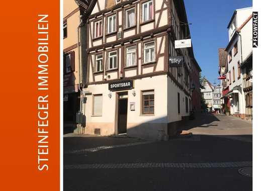 Friedberg:     Gaststätte in der Altstadt zu vermieten