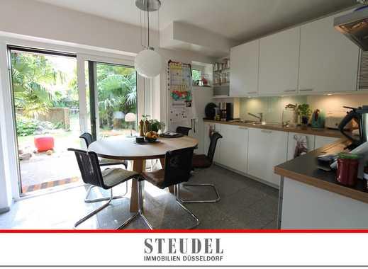 Stockum Top-Lage! 170 m² Gartenwohnung/barrierefrei