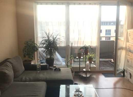 Sonnige 2 Zimmer mit Balkon in Fahrland