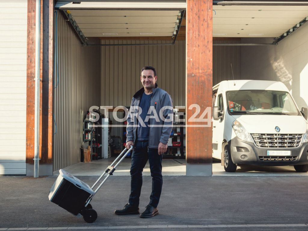 Storage24 XXL Garagen - Lag...