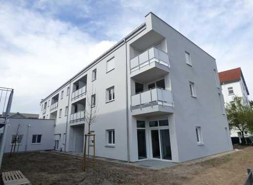 """Erstbezug! Moderne 2-Zi.-Mietwohnung im Betreuten Wohnen """"St. Martin"""" für Senioren ab 55 Jahren"""